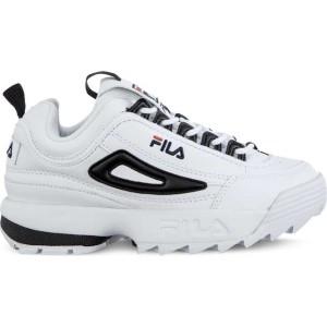 נעליים פילה לנשים Fila DISRUPTOR CB LOW WMN 00E - לבן