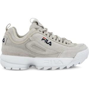 נעליים פילה לנשים Fila DISRUPTOR S LOW WMN 30H - אפור
