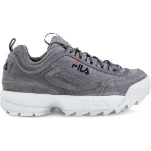 נעליים פילה לנשים Fila DISRUPTOR S LOW WMN 6QW - אפור כהה