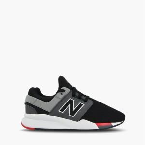 נעליים ניו באלאנס לנשים New Balance GS247 - שחור/אפור
