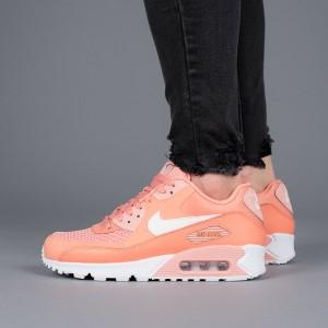 נעליים נייק לנשים Nike Air Max 90 SE - כתום