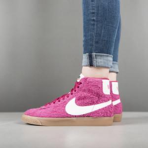 נעליים נייק לנשים Nike Blazer Md Suede Vintage - ורוד
