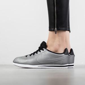 נעליים נייק לנשים Nike Cortez Premium - כסף
