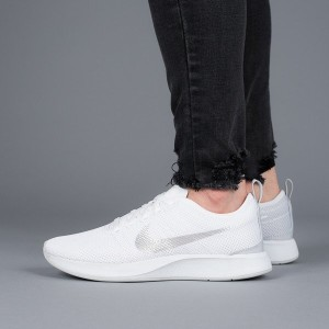 נעלי אימון נייק לנשים Nike Dualtone Racer - לבן מלא