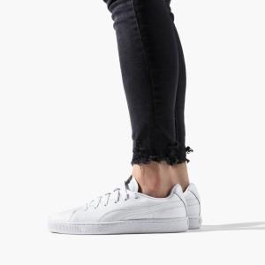 נעליים פומה לנשים PUMA Basket Crush - לבן מלא