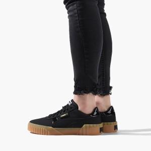 נעליים פומה לנשים PUMA Cali Nubuck - שחור