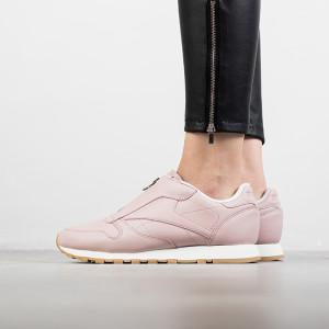 נעליים ריבוק לנשים Reebok Classic Leather 85 Zip - ורוד