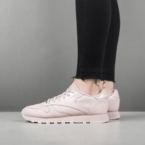 נעליים ריבוק לנשים Reebok Classic Leather Italian Leathers - ורוד