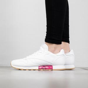 נעליים ריבוק לנשים Reebok Classic Leather Old Meets - לבן