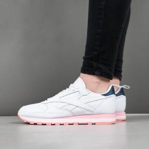 נעליים ריבוק לנשים Reebok Classic Leather Publish - לבן