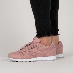 נעליים ריבוק לנשים Reebok Classic Leather - ורוד
