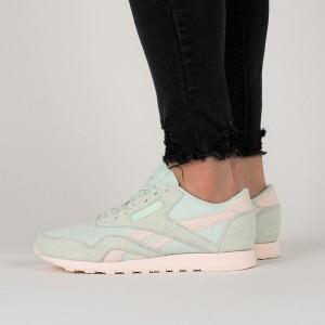 נעליים ריבוק לנשים Reebok Classic Nylon - ירוק בהיר