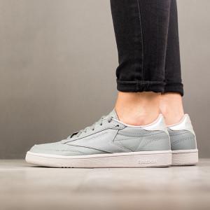 נעליים ריבוק לנשים Reebok Club C 85 Golden Neutrals - אפור
