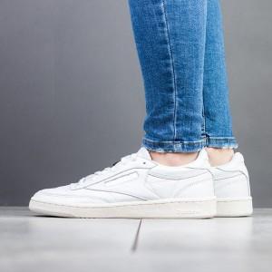 נעליים ריבוק לנשים Reebok Club C 85 Hardware - לבן