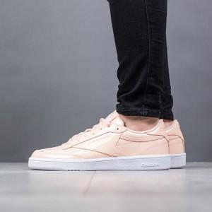 נעליים ריבוק לנשים Reebok Club C 85 Patent - ורוד בהיר