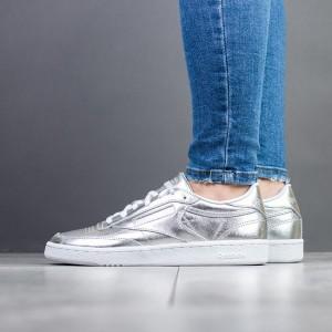 נעליים ריבוק לנשים Reebok Club C 85 Ss - כסף