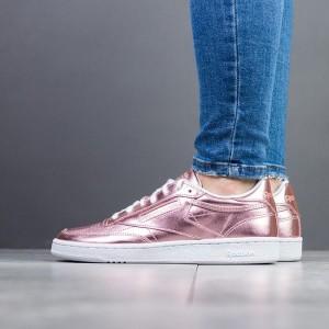 נעליים ריבוק לנשים Reebok Club C 85 Ss - ורוד