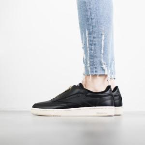 נעליים ריבוק לנשים Reebok Club C 85 Zip Close Pack - שחור