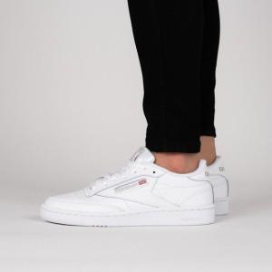 נעלי סניקרס ריבוק לנשים Reebok Club C 85  - לבן