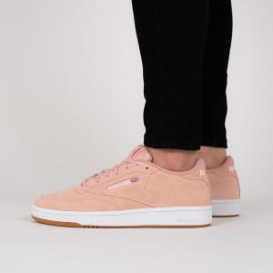 נעליים ריבוק לנשים Reebok Club C 85 - אפרסק