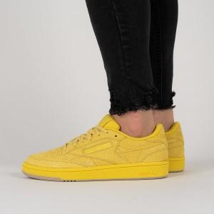 נעליים ריבוק לנשים Reebok Club C 85 - צהוב