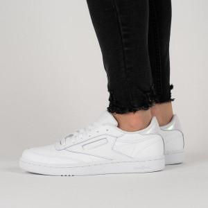 נעליים ריבוק לנשים Reebok Club C - לבן מלא