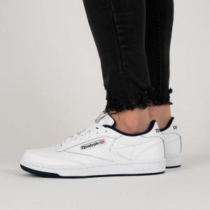 נעליים ריבוק לנשים Reebok Club C - לבן/שחור