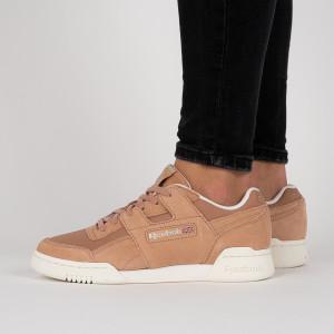 נעליים ריבוק לנשים Reebok Workout Lo Plus - חום