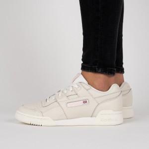 נעליים ריבוק לנשים Reebok Workout Lo Plus - בז'