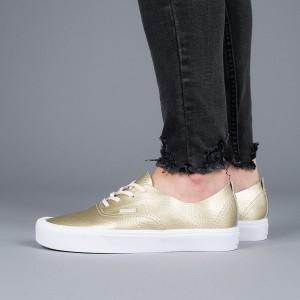 נעליים ואנס לנשים Vans Authentic Decon - זהב