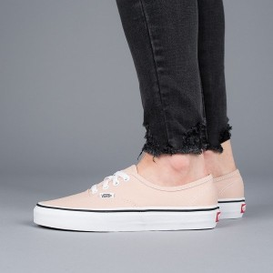 נעליים ואנס לנשים Vans Authentic Frappe - אפרסק