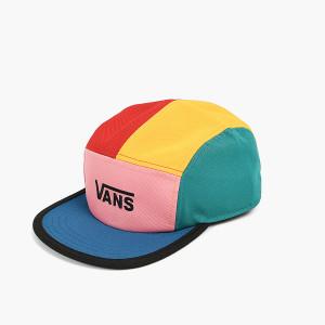 אביזרי ביגוד ואנס לנשים Vans Crosstown Cycling Hat Patchwork - צבעוני