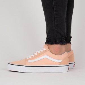 נעליים ואנס לנשים Vans UA Old Skool - אפרסק