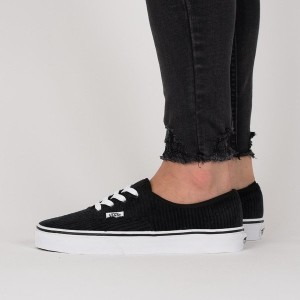 נעליים ואנס לנשים Vans Ua Authentic - שחור