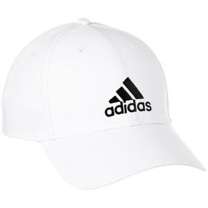 אביזרי ביגוד אדידס לנשים Adidas Classic Six Panel Cap - לבן/שחור
