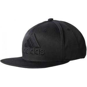 ביגוד Adidas Originals לגברים Adidas Originals Flat Snapback Cap - שחור
