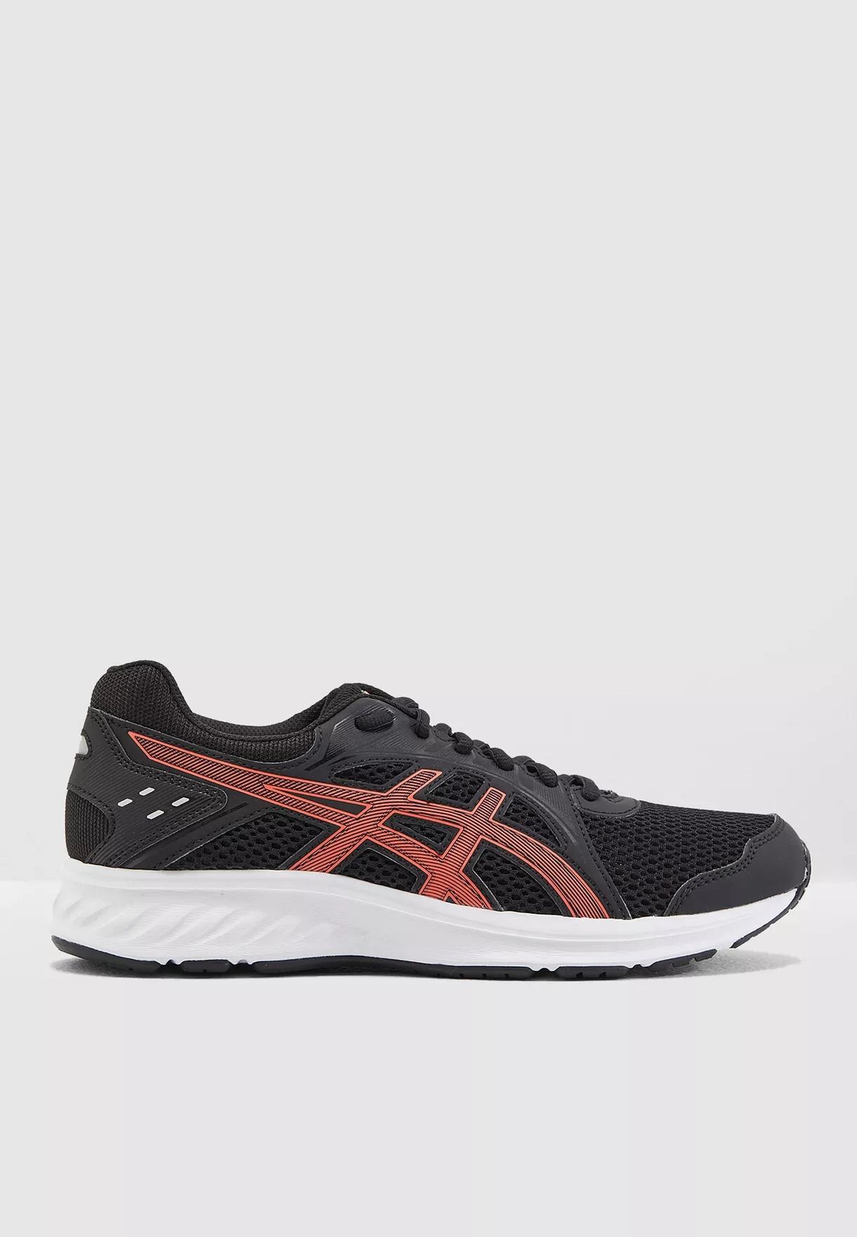 נעלי ריצה אסיקס לנשים Asics JOLT 2 - שחור/אדום