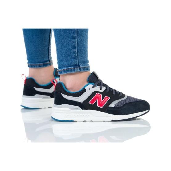 נעליים ניו באלאנס לנשים New Balance GR997 - שחור/אדום