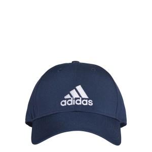 אביזרי ביגוד אדידס לנשים Adidas Classic Six Panel Cap - כחול/לבן