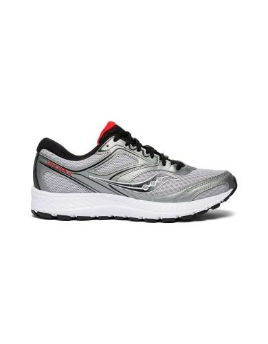 נעליים סאקוני לגברים Saucony COHESION 12 - כסף