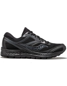 נעליים סאקוני לגברים Saucony COHESION 12 - שחור