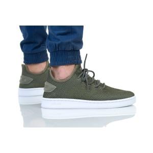 נעלי הליכה אדידס לגברים Adidas COURT ADAPT - ירוק