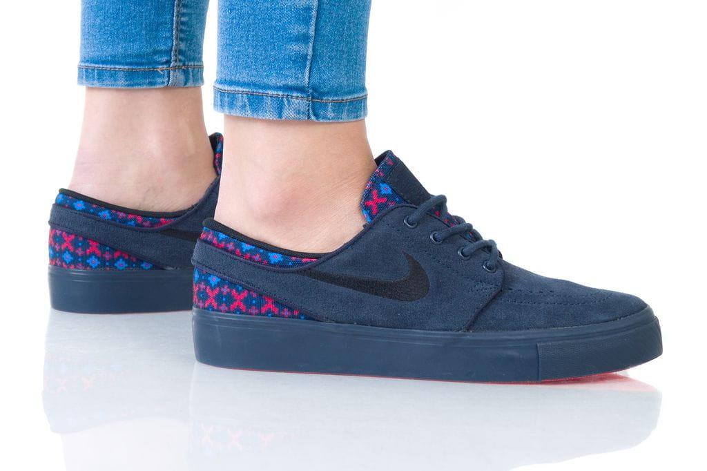נעליים נייק לנשים Nike STEFAN JANOSKI - כחול
