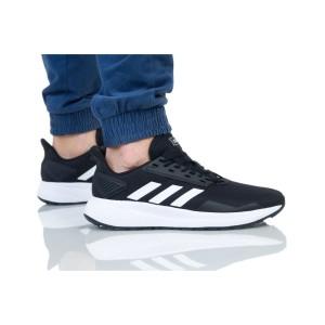 נעליים אדידס לגברים Adidas DURAMO 9 - שחור/לבן