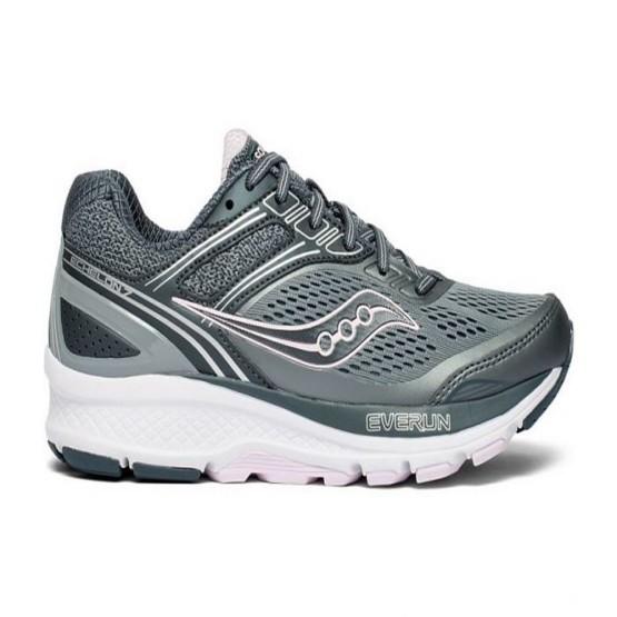 נעליים סאקוני לנשים Saucony ECHELON 7 - כסף