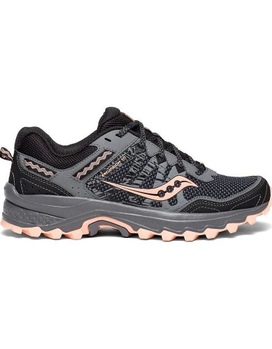 נעליים סאקוני לנשים Saucony EXCURSION TR12 - אפור