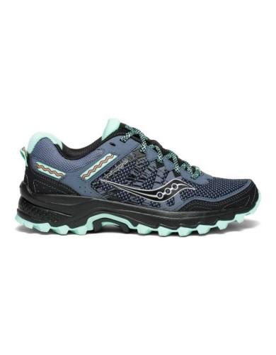נעליים סאקוני לנשים Saucony EXCURSION TR12 - כחול/שחור