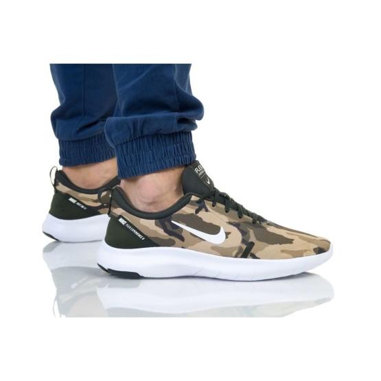 נעליים נייק לגברים Nike FLEX EXPERIENCE RN 8 CAMO - ירוק