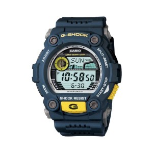 אביזרים קסיו ג'י-שוק לגברים CASIO G-SHOCK G79002D - כחול/צהוב