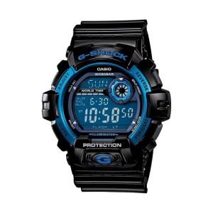 אביזרים קסיו ג'י-שוק לגברים CASIO G-SHOCK G8900A1D - שחור/כחול